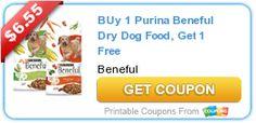 My Alabama Gulf Coast Mommy: Target: Beneful Dry Dog Food $2 Per Bag