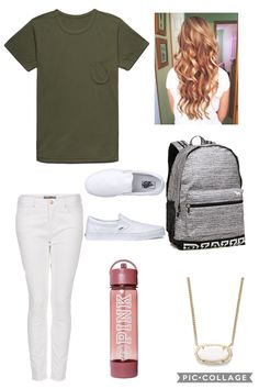 """""""First day of school outfit""""•Alexis May•"""