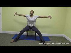 Chair Yoga Mini Flow