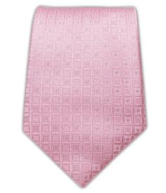 Covert Checks - Baby Pink   Ties, Bow Ties, and Pocket Squares   The Tie Bar