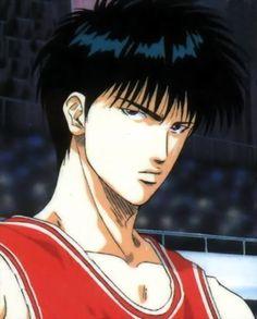 Old Anime, Anime Manga, Anime Art, Slam Dunk Anime, Inoue Takehiko, Favorite Cartoon Character, Love And Basketball, Cute Anime Guys, Manga Comics
