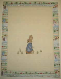 Wool embroidery blanket for babies Baby Embroidery, Embroidery Patterns, Needlepoint Stitches, Needlework, Embroidered Baby Blankets, Wool Baby Blanket, Cot Blankets, Baby Crafts, Sewing For Kids