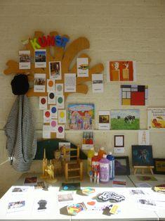 Thematafel kunst Komodo, Museum, School, Projects, Kunst, Log Projects, Blue Prints, Schools, Museums