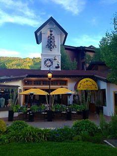La Tour Restaurant   Vail, Colorado