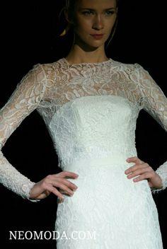 Vestidos de noiva de Jesús Peiró 2015. #casamento #vestidodenoiva #JesusPeiro
