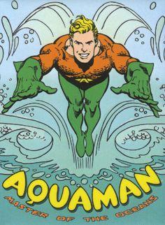 aqua man | Cartoon Photo Collection: Aquaman Cartoon Photos