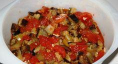 Patlıcan Biber Kavurma Tarifi | Yemek Tarifleri