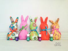 Bilderesultat for sew easter decorations