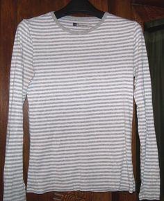 Gap - 100% cotton long sleeve stripe