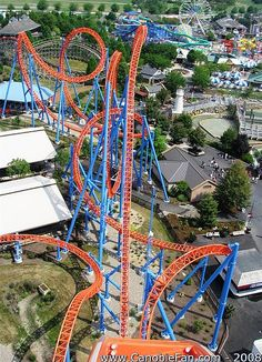 Been on this a few times! It's so fun! I'm Comin 4 ya in the summer Hershey Park!!