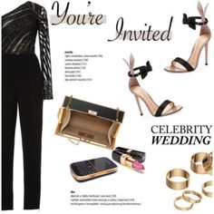 You're Invited: Celebrity Wedding
