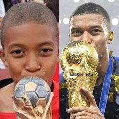 Dreams come true. Football Is Life, Football Players, World Cup 2018, Fifa World Cup, Psg, Cristiano Ronaldo, Futsal Football, France Football, World Cup