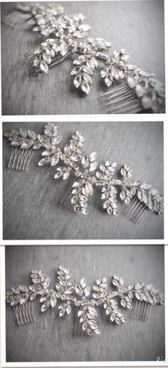 The Diana Hairvine by Gadegaard Design - details ❤️