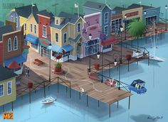 Despicable Me 2 Character and Concept Art