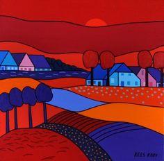 Holland ~ Kees Kooij ~ Herfst