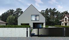 Ultra Architects house near poznań