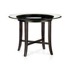 crate and barrel halo table $629