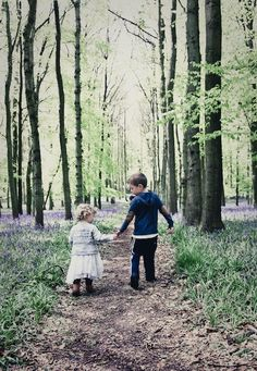 Bluebell yearly photoshoot. See the years change in a beautiful setting. Rosewarnecoxphotography.co.uk