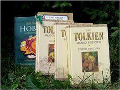 Setna strona - blog literacki: Hobbit; Władca Pierścieni - J.R.R. Tolkien