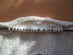 Блог о вязании и трикотаже ручной работы.