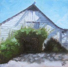 Fearrington Wedding Barn, 8″ x 8″ |