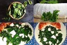1 molho de espinafres 2 dentes de alhos Azeite Queijo fresco de cabra ou queijo fresco magro Sal e pimenta Lave os espinafres e corte-os a gosto (pedaços maiores ou tiras mais finas). Numa frigideira