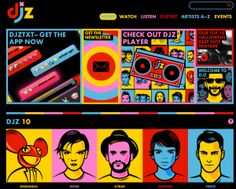 Turntable.fm Founder's New DJZ Dance Music Site And DJZtxt App Will Make Your Eyes And Ears Bleed