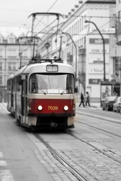 Prague: buy a day ticket and go by tram, the city is very steep   7  