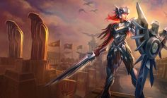 Leona   League of Legends