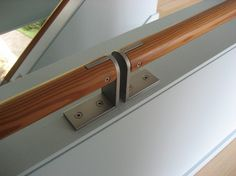 Handrail Hardware Design Ideas, Pictures, Remodel, and Decor