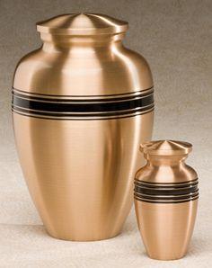 Grecian Urn | Bronze Grecian Cremation Urn | Grecian Urn for Ashes