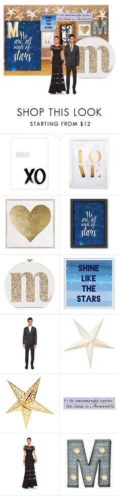 """Shine"" by summer-marin ❤ liked on Polyvore featuring xO Design, Oliver Gal Artist Co., Americanflat, Kate Spade, Green Leaf Art, Vivienne Westwood, Cultural Intrigue, Posh Girl, Crystal Art and Pier 1 Imports"