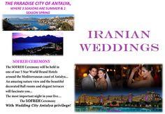 #PersianWedding #marriage #weddingplanner #turkeydestination #weddingabroad
