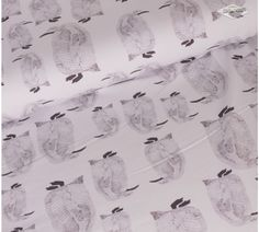 Crystal Cats Tricot - Andrea Lauren - De Stoffenkamer  - voor het jasje van onetohug?