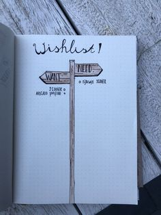 20 New Bullet Journal Ideas and Tips for Anyone Craving Something - # . - 20 New Bullet Journal Ideas and Tips for Anyone Craving Something – - Bullet Journal Wishlist, Bullet Journal Notebook, Bullet Journal Inspo, Bullet Journal Ideas Pages, Bullet Journals, Work Journal, Bullet Journal Inspiration Creative, Bullet Journal Savings, Bullet Journal Assignment Tracker