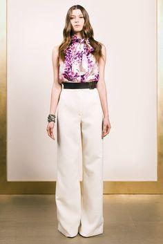 Reem Acra Spring 2011 Ready-to-Wear