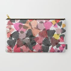 Flower carpet(37). Carry-All Pouch