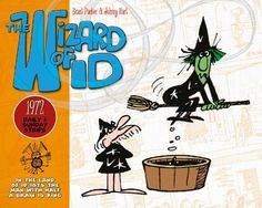 The Wizard of Id: Daily & Sunday Strips 1972 by Brant Parker http://www.amazon.com/dp/1848566840/ref=cm_sw_r_pi_dp_nwqfub09JY061