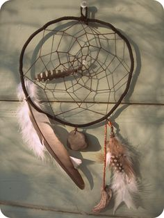 dreamcatchers...my christmas presents
