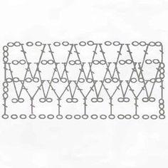 Patrones de tejidos a crochet ~ Solountip.com