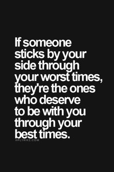 Image result for always remember who was there for you