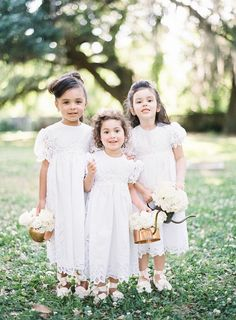 Including Children In Your Wedding Party  Question: Hi! I am getting married and have quite a few children (8) in the wedding party. Please advise what they should be called in the wedding program. I have