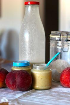 """As Minhas Receitas: Leite de Aveia e um """"Iogurte"""" de aveia e fruta para o…"""