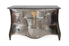 LOVE THIS THING!!!  Laurie Frank  4399.00  Handmade Steel Chest on OneKingsLane.com