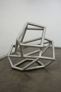 I am in LOVE with Richard Deacon's work after reserching him for a recent assignment