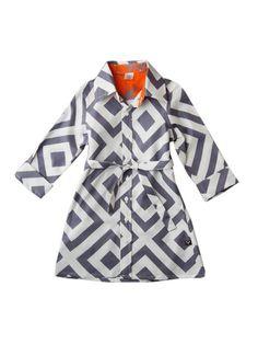 Belted Shirt Dress by Llum at Gilt