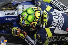Rossi targets podium finish in Barcelona