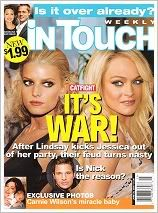 Jessica Simpson - InTouch Weekly