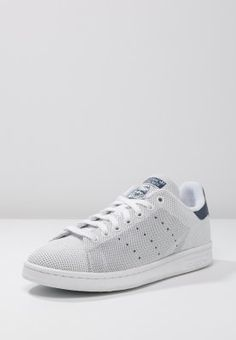 adidas Originals STAN SMITH - Joggesko - oxford blue/white