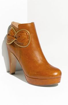 See by Chloé booties